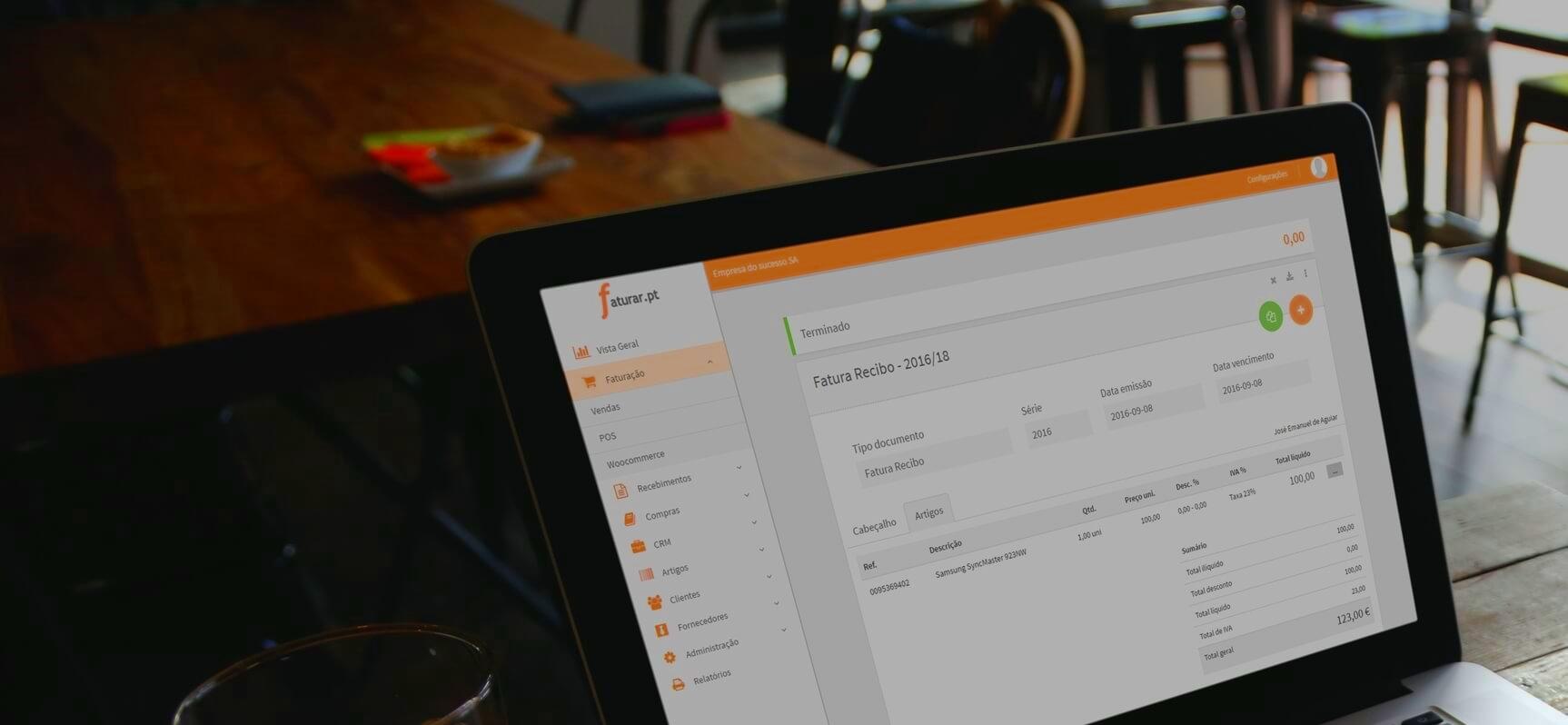 Faturar.pt - Software de faturação online